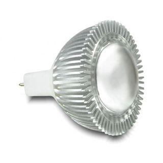Delock LED Leuchtmittel MR16,15x SMD 4,1W warmweiß