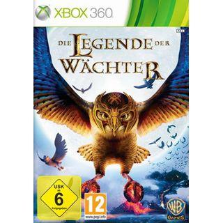 Die Legende der Wächter (XBox360)