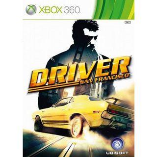 Driver - San Francisco (XBox360)