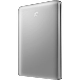 "500GB Seagate FreeAgent GoFlex STAA500201 2.5"" (6.4cm) USB 2.0 silber"