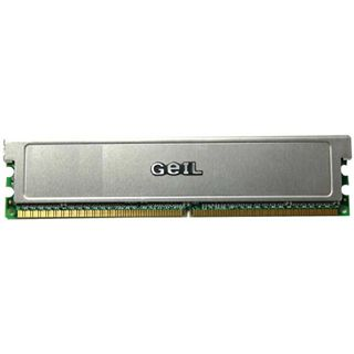 2GB GeIL Value Single Channel DDR2-800 DIMM CL6 Single