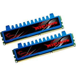 6GB G.Skill Ripjaws DDR3-1600 DIMM CL8 Tri Kit