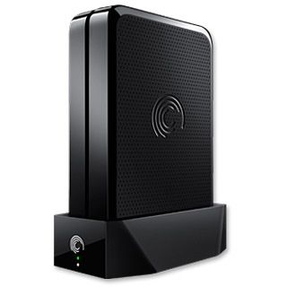 2000GB Seagate FreeAgent GoFlex Home 7200rpm LAN/USB2.0 schwarz
