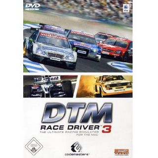 DTM Race Driver 3 (MAC)