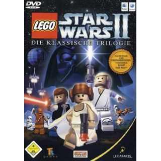 Lego Star Wars 2 (MAC)