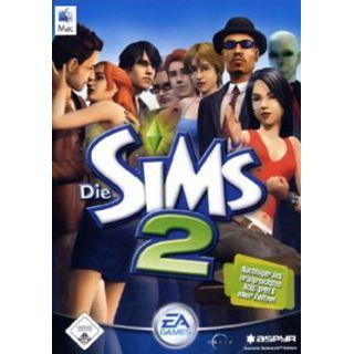 Die Sims 2 (MAC)