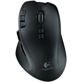 Logitech G700 Gaming Mouse USB schwarz (kabellos)