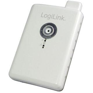 LogiLink IPCam Wireless LAN 11N mit MPEG4 640x480