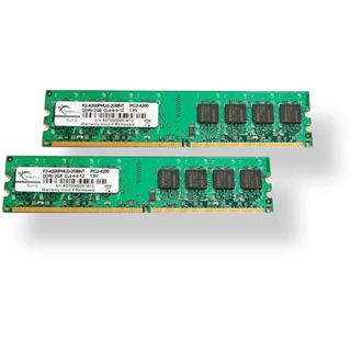4GB G.Skill NT Series DDR2-800 DIMM CL5 Dual Kit
