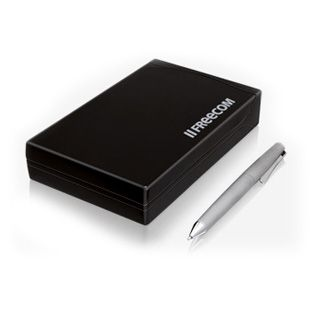 "HDE 2000GB Freecom Hard Drive Classic II 3.5"" (8.89cm) Schwarz USB2.0"