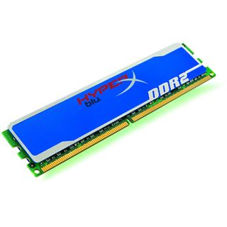 2GB Kingston HyperX DDR2-800 DIMM CL5 Single