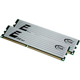 4GB TeamGroup Team Elite DDR2-800 DIMM CL6 Dual Kit