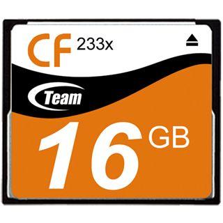 16GB TeamGroup CF Card 233X