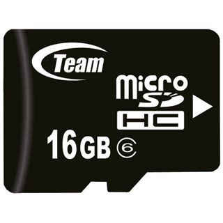 16GB TeamGroup micro SDHC Adapter w/ Class 6