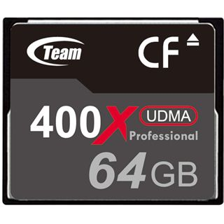 64GB TeamGroup CF Card 400X