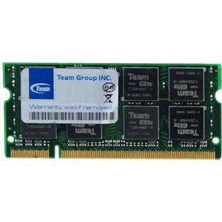 1GB TeamGroup Team Elite DDR2-667 SO-DIMM CL5 Single