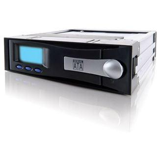 """Icy Dock 5,25"""" Wechselrahmen für 3.5"""" Festplatten (MB122SKGF-1B)"""