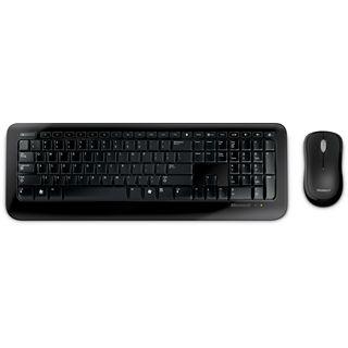 Microsoft Wireless Desktop 800 Deutsch USB schwarz