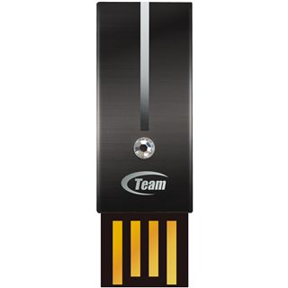 8GB TeamGroup Diamond Schwarz USB 2.0 Stick