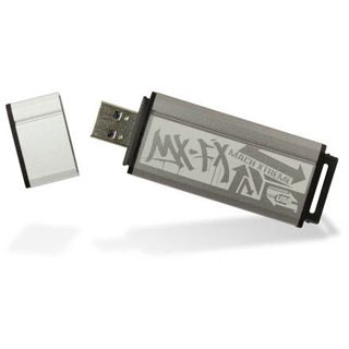 64 GB Mach Xtreme Technology MX-FX grau USB 3.0