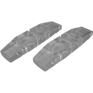 Watercool MO-RA 3 transparent Standfuß für Radiator (22201)