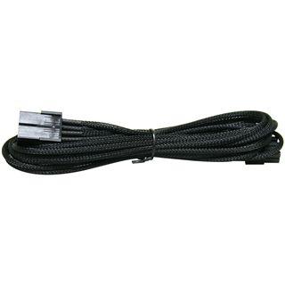 NZXT schwarzes 45cm 8-Pin Stromverbindungskabel für Grafikkarten (CB-8V-45)