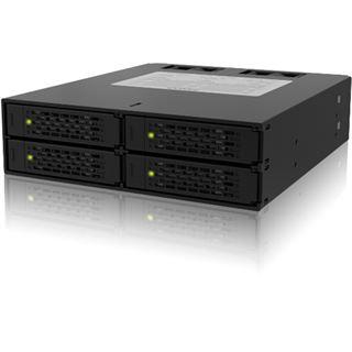 """Icy Dock ToughArmor 5.25"""" Rack für 4x 2.5"""" Festplatten (MB994SP-4S)"""