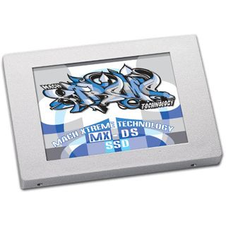"120GB Mach Xtreme Technology MX-DS 2.5"" (6.4cm) SATA 3Gb/s MLC asynchron (MXSSD2MDS-120G)"