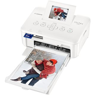 Canon Selphy CP800 Thermosublimations Drucker 300x300dpi USB 2.0