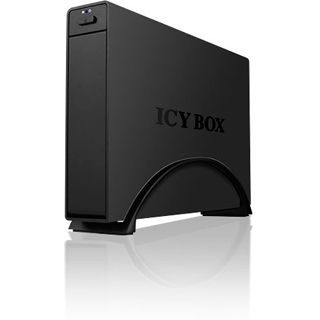 "ICY BOX IB-366StU3-B 3.5"" (8,89cm) USB 3.0 schwarz"