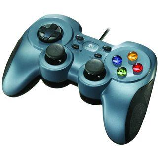 Logitech Gamepad Rumble F510 USB (PC)