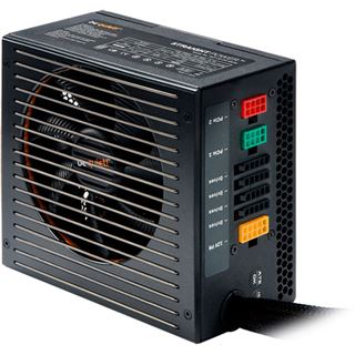 480W be quiet! Straight Power CM BQT E8 80+ Silber Modular