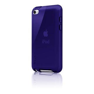 MP3 Belkin Player Zub iPod Touch 4G Grip Vue blau-transp.