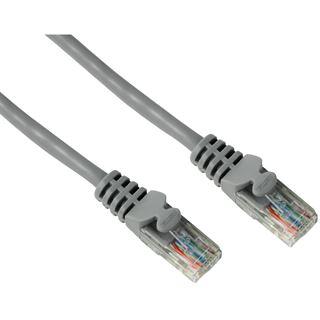 (€0,33*/1m) 15.00m Good Connections Cat. 5e Patchkabel UTP RJ45 Stecker auf RJ45 Stecker Grau