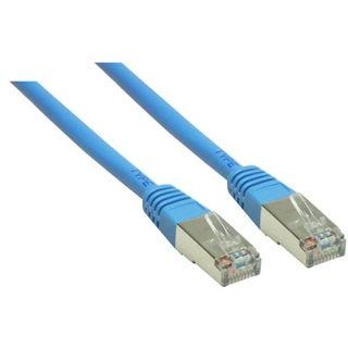 (€0,66*/1m) 15.00m Good Connections Cat. 6 Patchkabel S/FTP PiMF RJ45 Stecker auf RJ45 Stecker Blau