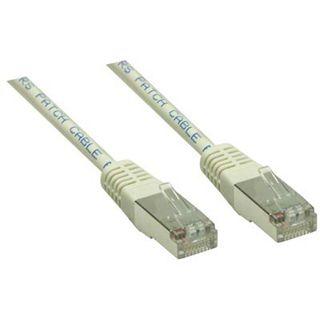 (€0,53*/1m) 30.00m Good Connections Cat. 6 Patchkabel S/FTP RJ45 Stecker auf RJ45 Stecker Grau