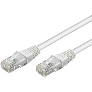 (€0,69*/1m) 10.00m Good Connections Cat. 6 Patchkabel UTP RJ45 Stecker auf RJ45 Stecker Weiß