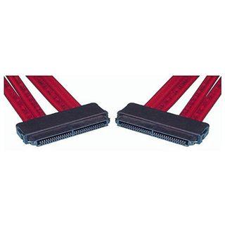 (€27,80*/1m) 0.50m Good Connections SAS 3Gb/s Anschlusskabel SFF-8484 Stecker auf SFF-8484 Stecker Rot