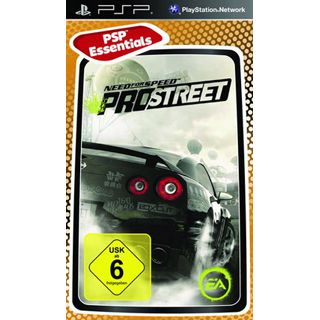 Need EA for Speed ProStreet Essentials (PSP)