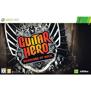 Guitar ActivisionBlizzard Hero 6 - Warriors of Rock (Super Bundle) (XBox360)
