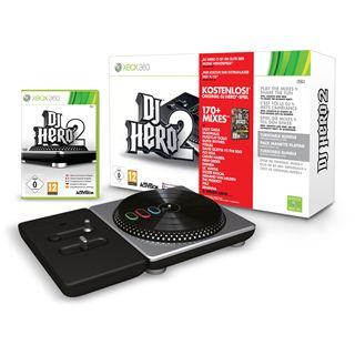 DJ Hero 2 Bundle (XBox360)