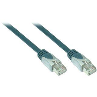 3.00m Good Connections Cat. 6 Patchkabel S/SFTP PiMF RJ45 Stecker auf RJ45 Stecker Blau