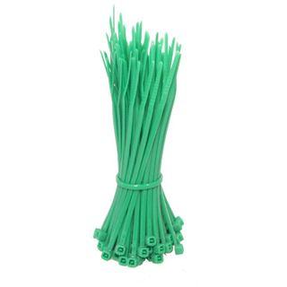 Good Connections Kabelbinder 2,5mm x100mm grün 100 Stück