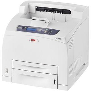 OKI B710DN S/W Laser Drucken LAN/Parallel/USB 2.0