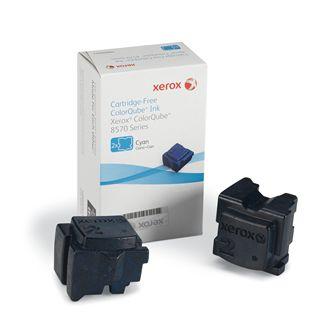 Xerox feste Tinte 2er-Pack 108R00931 cyan