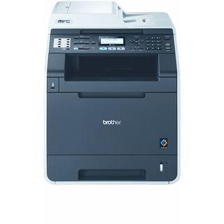 Brother MFC-9465CDN Farblaser Drucken/Scannen/Kopieren/Faxen LAN/USB 2.0