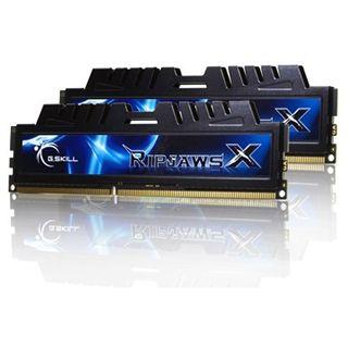 4GB G.Skill RipJawsX DDR3-1333 DIMM CL7 Dual Kit