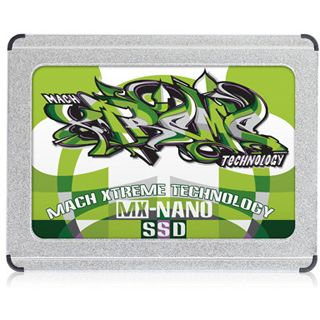 "240GB Mach Xtreme Technology MX Nano ZIF 1.8"" (4.6cm) ZIF MLC asynchron (MXSSD1MNANOZ-240G)"