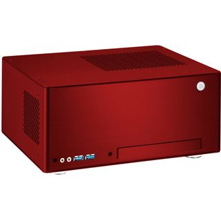 Lian Li PC-Q09F Desktop 150 Watt rot