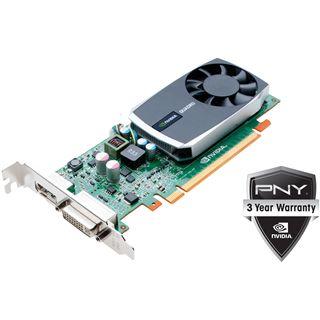 1GB PNY Quadro 600 Low Profile Aktiv PCIe 2.0 x16 (Bulk)